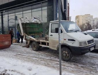 Извозване на строителни отпадъци с контейнери 3